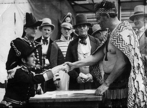 Maori Nueva Zelanda